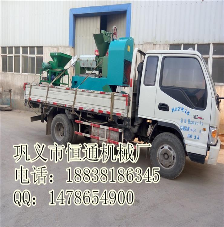 热烈祝贺湖南康先生选择恒通多功能榨油机产品